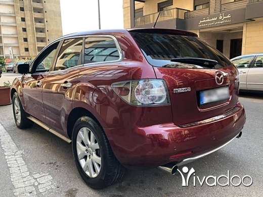 Mazda in Tripoli - Mazda cx7 model 2007 - 4 cilander - 4x4