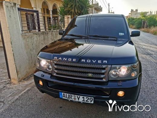 Rover in Tripoli - rover 2006