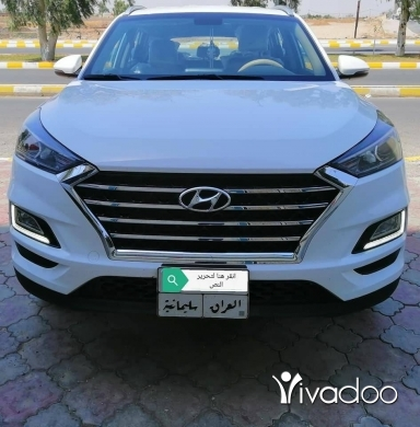 Hyundai in Port of Beirut - توسان 2019