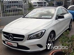 Mercedes-Benz in Baouchriye - Mercedes CLA 200 2017