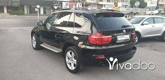 BMW in Jdeideh - BMW x5 mod 2007 7seats sport package f.o like new