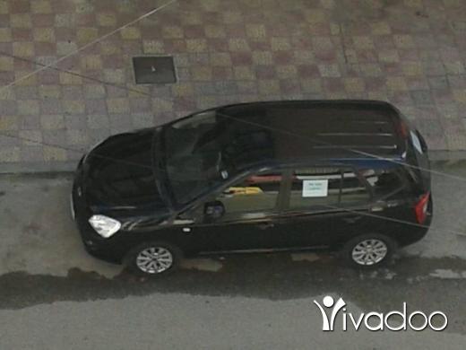 Kia in Tripoli - كيا كارينز موديل 2011