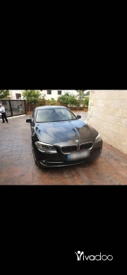 BMW in Beirut City - BMW 520i twin