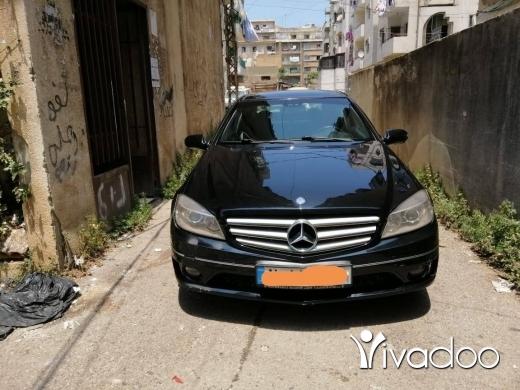 Mercedes-Benz in Tripoli - Marcedec c230