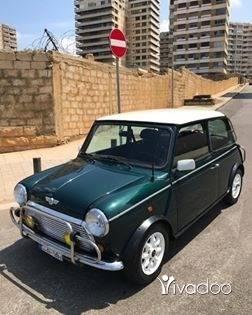 Mini in Beirut City - Mini Cooper Clubman 1992