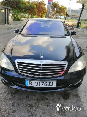 Mercedes-Benz in Beirut City - Mercedes S350L 2005