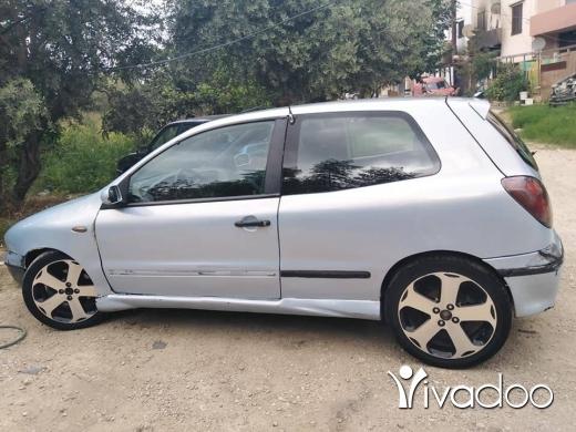 Fiat in Akkar el-Atika - فيات برافو موديل ٩٨