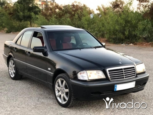 Mercedes-Benz in Tripoli - Mercedes c 180 model 1999 clean Car