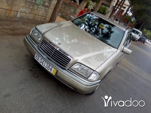 Mercedes-Benz in Beirut City - Merceds benz model 96