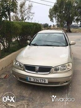 Nissan in Beirut City - Nissan sunny ex saloon 2004