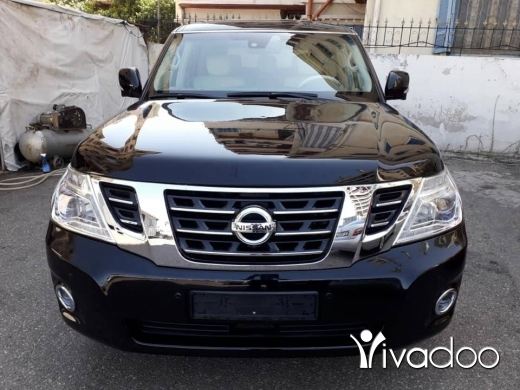 Nissan in Beirut City - NISSAN PATROL 2011 LOOk 2016