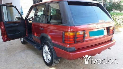 Rover in Zahleh - New range rover