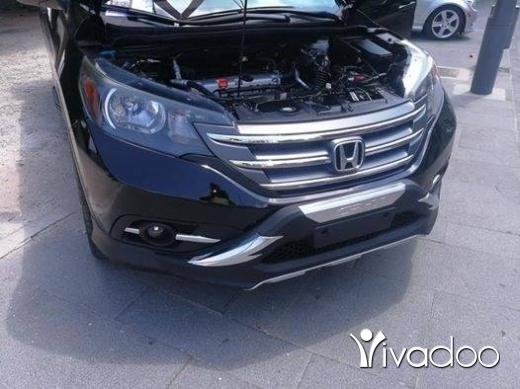 Honda in Beirut City - Crv /2013 اجنبي جديد ومكفول كاميرا فتحه سقف للجادين فقط الاتصال بنا عبر الواتس اب