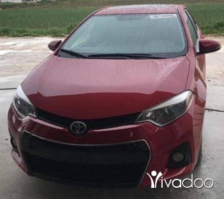 Toyota in Zahleh - Toyota corrolla S type 2014.امكانية الفحص بالكامل.٧٠٤٥٥٤١