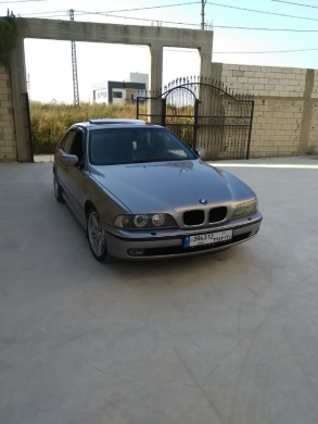 BMW in Charqiyeh - for sale BMW model 1997 full option