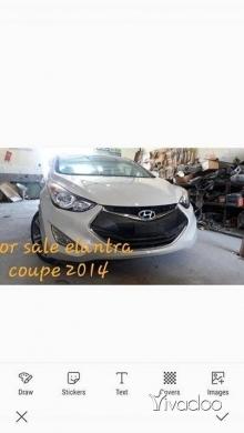 Hyundai in Zgharta - hyunday elantra coupe