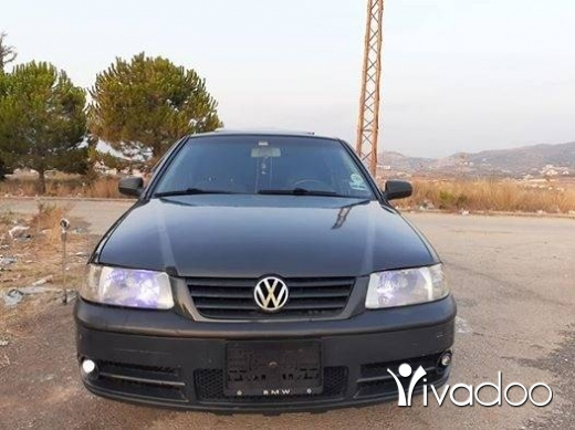 Volkswagen in Akkar el-Atika - Golf Gol model 2004