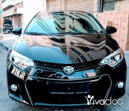 Toyota in Saida - Toyota corola mod 2014 screen touch camera klm 75000 3a kayena top