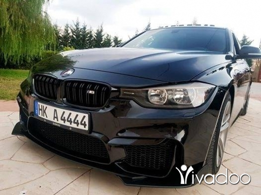 BMW in Sarafand - f30 328 2012 look m4 wasli jded 59000mile