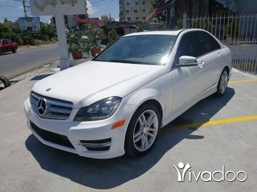 Mercedes-Benz in Beirut City - Mercedes C250-full-2013
