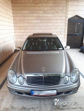 Mercedes-Benz in Tripoli - Mercedes E320 model 2005 fully loaded in exellent conditions need nothing 1 owner Like New
