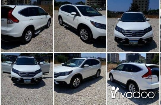 Honda in Tripoli - CRV..4WD..2012..EXمكانيك خارق..كل الزوائد..ماشي ..55000منمرة من سنة ونصعالفحص ..موجود بطرابلس
