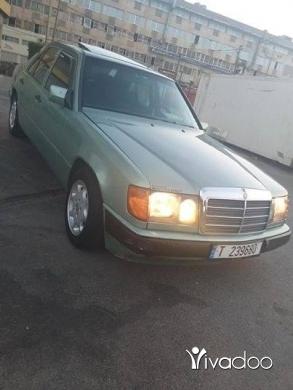 Mercedes-Benz in Tripoli - marsides 230 4 salander moudel 88 8az w benzin 03466118
