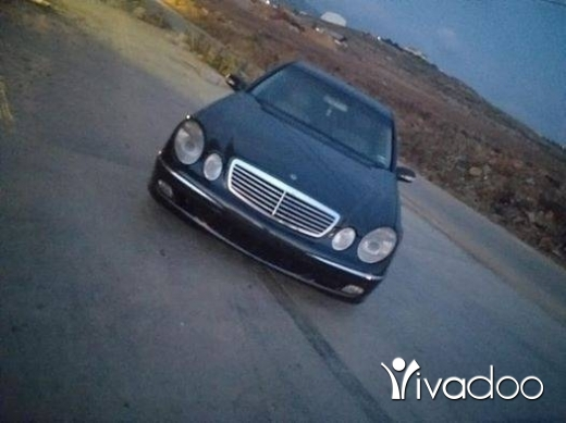 Mercedes-Benz in Tripoli - ٣٢٠ مودال ٢٠٠٣ اسود قلب اسود سيارت بيت فول ابشن