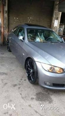 BMW in Tripoli - BMW 328