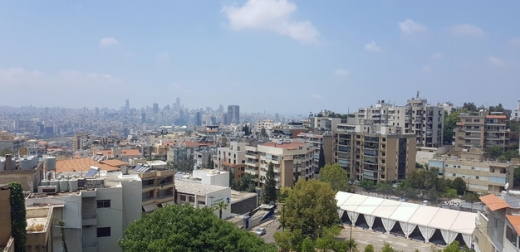 Apartments in Hazmieh - Luxurious Duplex For Rent in Mar Takla with Open View 400m