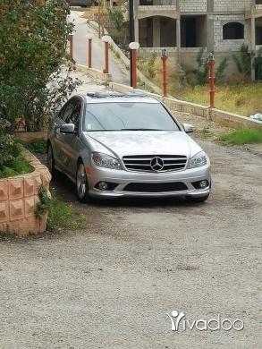 Mercedes-Benz in Sarafande - C300 model 2010