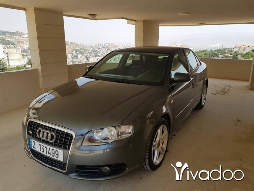 Audi in Zahleh - Audi a4 4cylinders sline