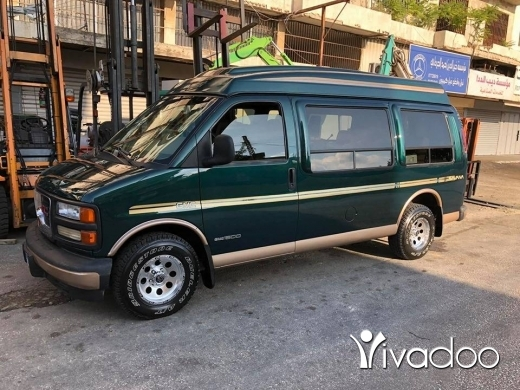 Vans in Saida - GMC Savana (Private car) special edition