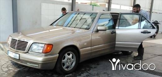 Mercedes-Benz in Tripoli - للبيع او المقايضة على ارخص S320 موديل 99