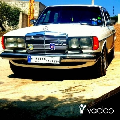 Mercedes-Benz in Menyeh - Mezot 5 jdid otomatik