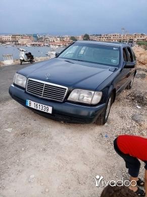 Mercedes-Benz in Miryata - مرسيدس شبح 300 موديل 92 مدفوع 2019 مفولة 6 سيلاندر للبيع