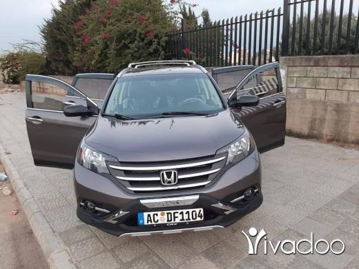 Honda in Tripoli - Honda CRV 2014