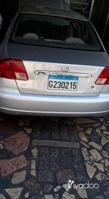 Honda in Afsdik - Honda