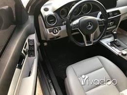Mercedes-Benz in Tripoli - Mercedes-Benz c250 2014