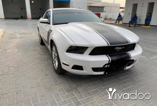Ford in Barja - فورد موستنغ موديل ٢٠١٢ اجنبيه