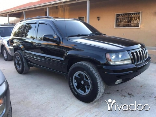 Jeep in Beirut City - Grand Cherokee 2002 v8
