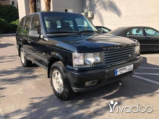 Land Rover in Beirut City - New range 1995