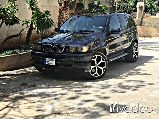 BMW in Sour - X5 2002 3.0 السعر قابل للنقاش