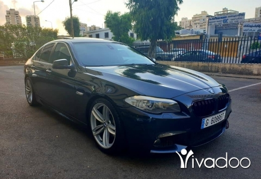 BMW in Port of Beirut -