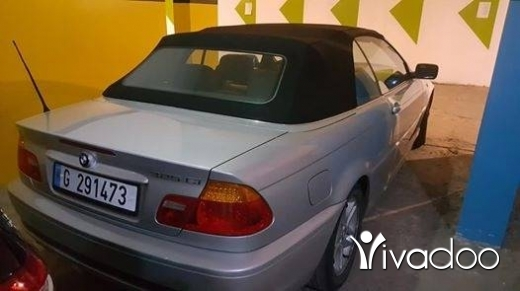 BMW in Zgharta - BMW Mod 2004 - 325 ci - full option - Excellent condition