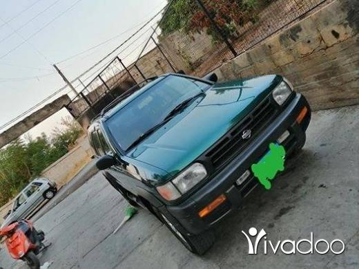 Nissan in Al Mahatra - رنج نيسان باسفندر كتير نضيف موتير وفيتيس شركة