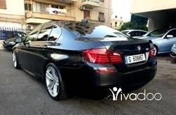 BMW in Tripoli - 2011 bmw 528i black. Full options.