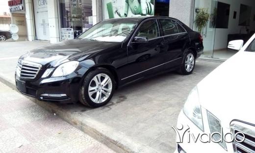 Mercedes-Benz in Tripoli - Mercedes E350