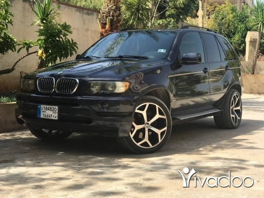 BMW in Sour - X5 2002 6 cylinder