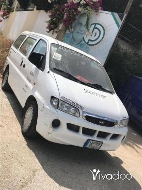 Vans in Bourj Rahal - هيونداي h1 2004 خارق اجنبي جاهز للطلاب